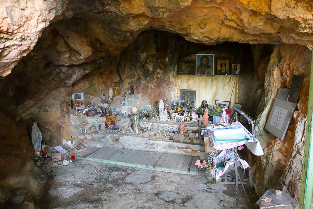 Grotte de la Sainte Baume massif Estérel Var