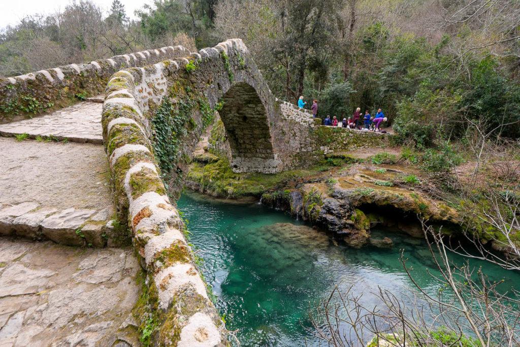 Randonnée pont des Tuves Montauroux gorges de la Siagne