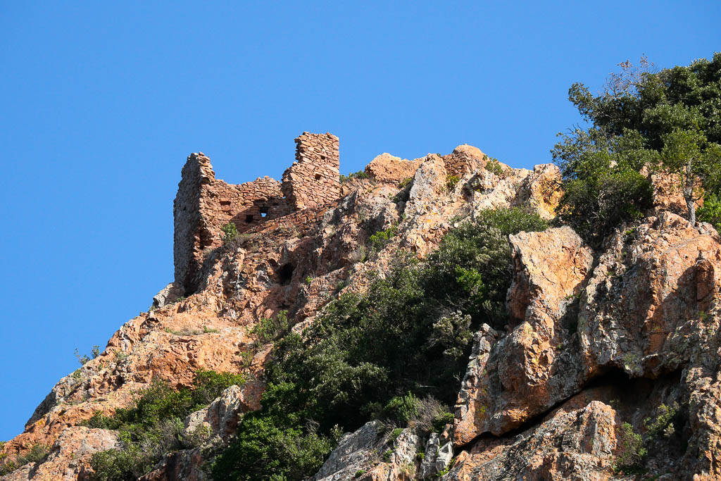 Randonnée vers la grotte de la Sainte Baume Estérel Var