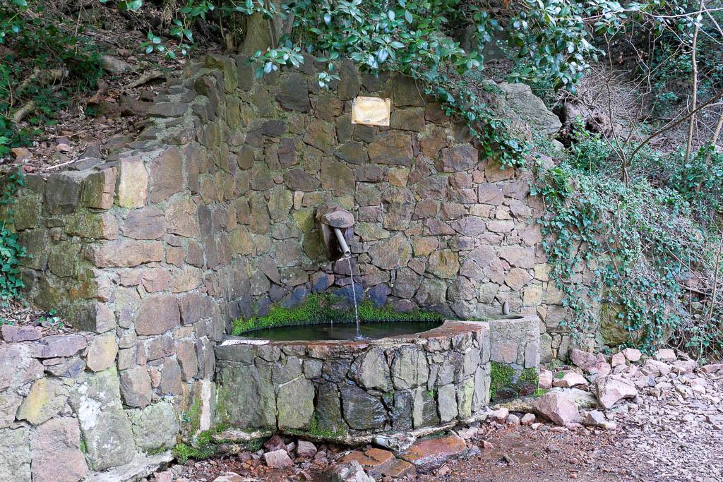 Source de la Sainte Baume Saint Raphaël Var