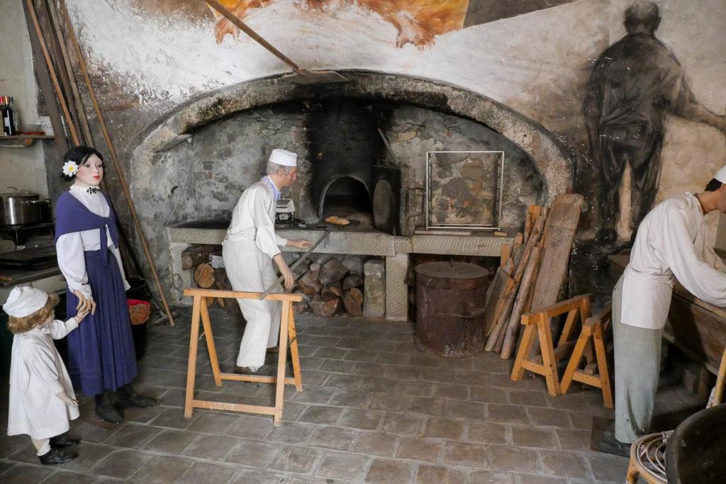 Four boulanger Entrevaux Alpes de Haute Provence