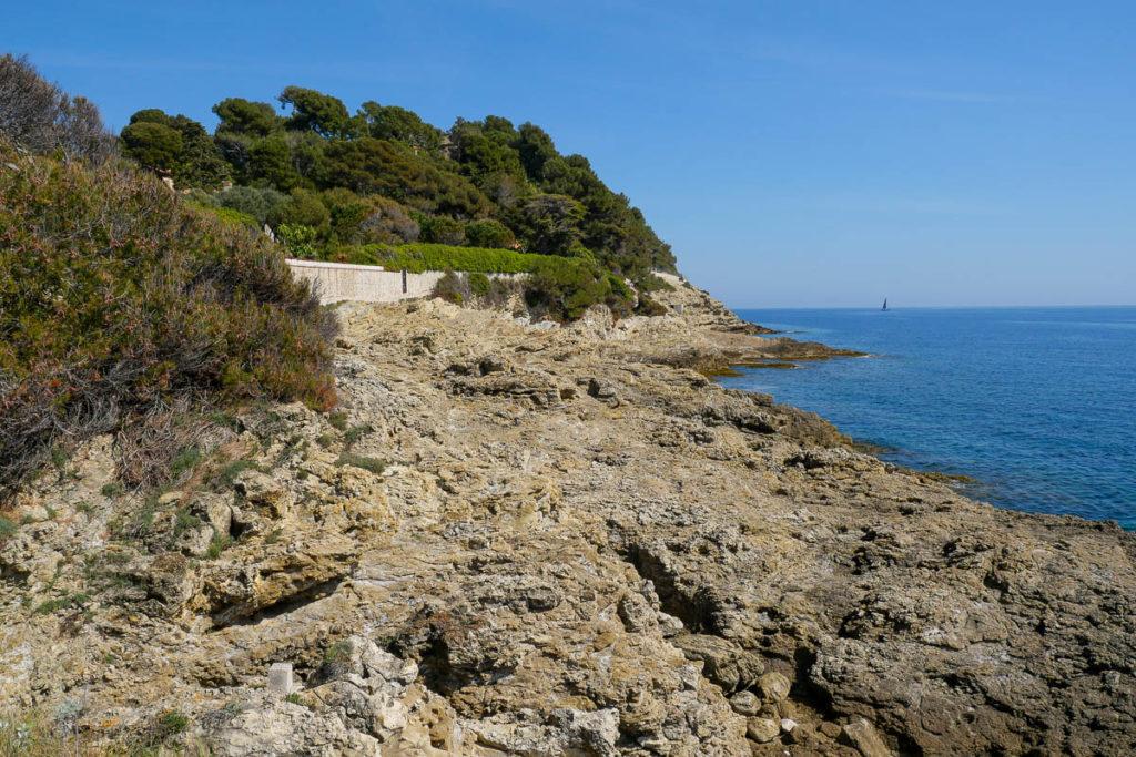 Randonnée pointe Saint-Hospice Saint Jean Cap Ferrat