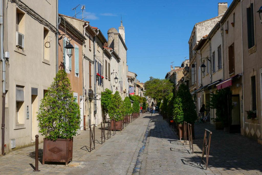 Rue Aigues Mortes