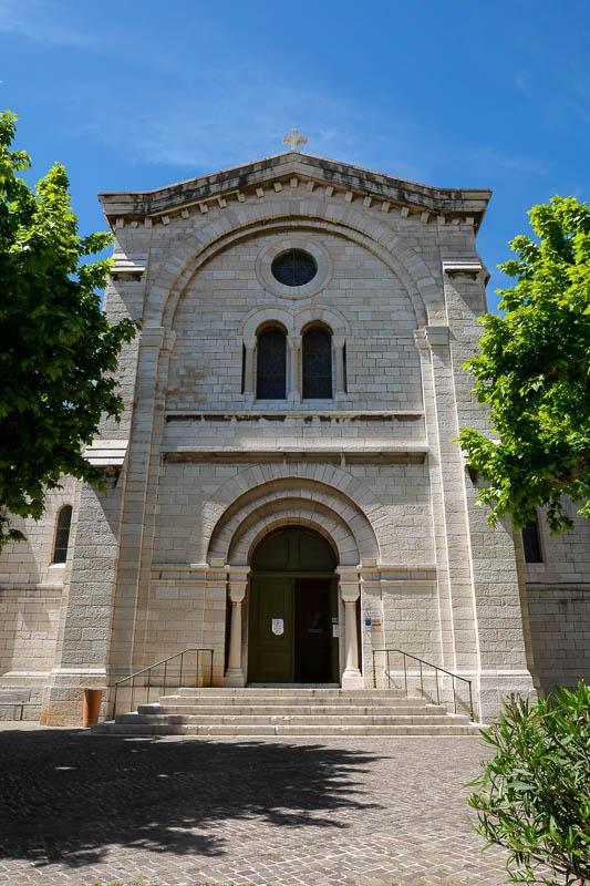 Eglise Saint Michel vieux Cassis Provence France