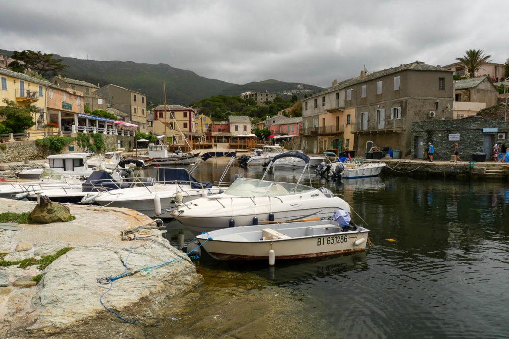 Port Centuri Cap Corse