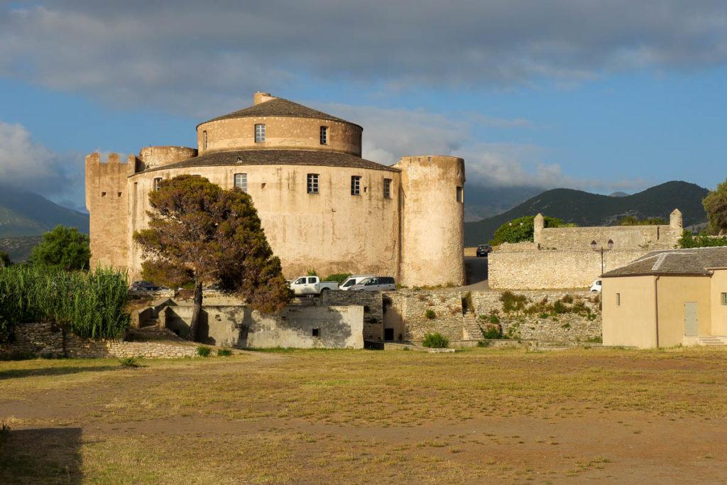Citadelle de Saint-Florent Corse
