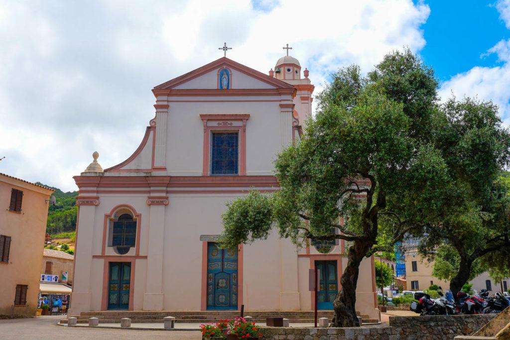 Eglise Piana Corse