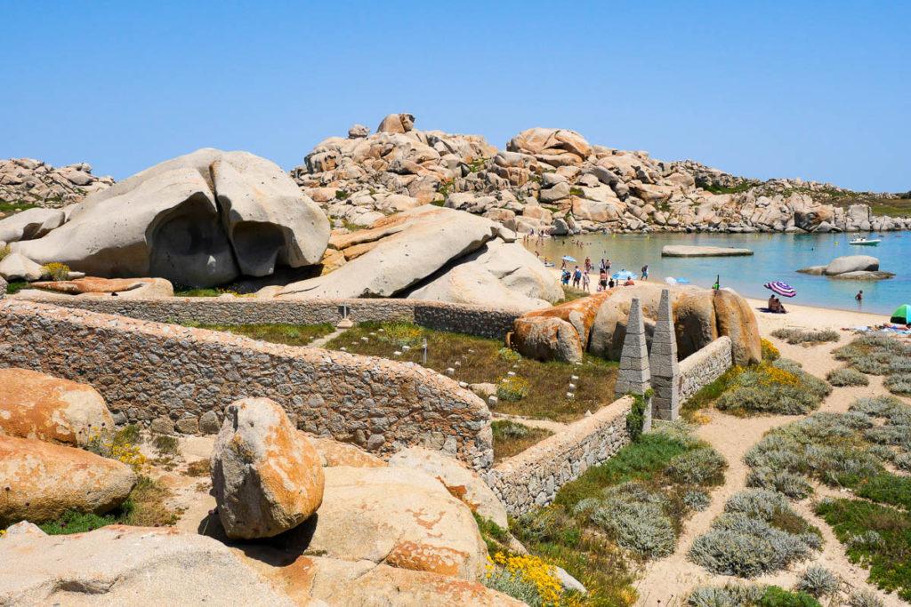 Cimetière îles Lavezzi naufrage la semillante